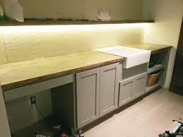 Domsjo Single Sink Unit by New Laundry Room Cabinets Butcher Block U0026 Farmhouse Sink Jenna