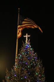 Photo Knightstown CHRISTmas Tree
