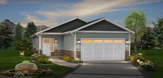 100 Narrow Lot Home EMERSON Floor Plan Signature Collection Lexar S