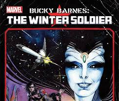 BUCKY BARNES THE WINTER SOLDIER 3 WITH DIGITAL CODE