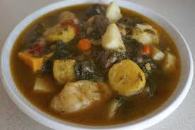 Haitian Pumpkin Soup Tradition by Bouillon Beef And Veggie Soup Caribbean Green Living
