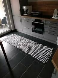 teppich läufer schwarz weiß ebay kleinanzeigen