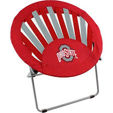 Re Bungee Chair Walmart by College Covers Ohio State Buckeyes Ncaa Rising Sun Bungee Chair