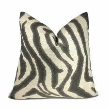 Faux Fur Zebra Fabric