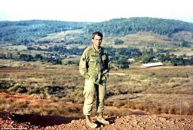 Most Decorated Us Soldier Vietnam by Vet James Loesch Shares Remastered Photos Of Vietnam War In 1967