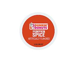Decaf Pumpkin Spice Latte K Cups by Spice Coffee
