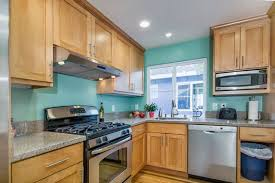 Teal Green Kitchen Cabinets by White Kitchen Cabinets Teal Walls U2013 Quicua Com