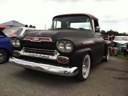 100 Chevy Trucks 2014 Performance Expensive Austin Flat Black 1958