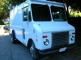 1975 Grumman Step Van Vacuum Problems - Ford Truck Enthusiasts Forums Grumman 78 Built On Blood Sweat And Cheers The Cozy Sweater Caf Used Step Van Food Truck In Florida For Sale Mobile Kitchen I Cant Believe There Was Almost A Mail Truckbased Sports Car The Images Collection Of Los Food Wagon Sale Angeles Truck Project Grumliner Rayvern Hydraulics Body Dropped Grumman Postal Van Superfly Autos My Vintage Grumman At Kildare Deluxe 2015 Stepvan Pinterest 2004 Freightliner M Line Walkin Step For Sale 4584 Ladder Olson Skunk River Restorations 55 Ford Bread Trk Vans