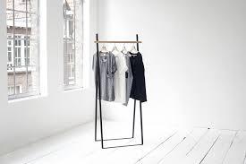Decorative Metal Garment Rack by Clothing Rack Black Xs Yaco Studio U2013 Crowdyhouse