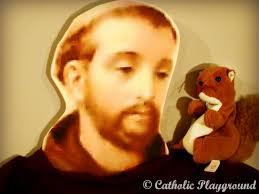 francis of assisi animal toss catholic playground