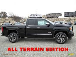 2014 GMC Sierra 1500 SLT Double Cab 4x4 In Onyx Black - 195120 ... 2014 Gmc Sierra 1500 Slt Crew Cab 4x4 In White Diamond Tricoat Photo Lifted Trucks Truck Lift Kits For Sale Dave Arbogast Altitude Package Luxury Rocky Ridge Z71 Atx And Equipment Las Vegas Nv Autocom Heavy Duty Ryan Pickups Gmc Color Options Price Photos Reviews Features Regular Onyx Black 164669 N American Force Ipdence 26 Dually Rims Denali 3500