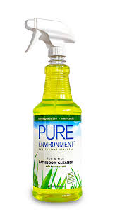 environment eco logical cleaning bathroom cleaner