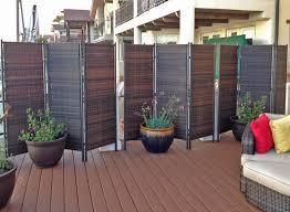 Patio Bamboo Privacy Screen — Best Home Decor Ideas Good Bamboo