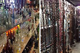Vintage Bottles And Rusty Chains Rustic Gallery Perth