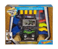 Hot Wheels Monster Jam Crash And Carry Arena Play Set, Green/Blue ... Monster Jam Grave Digger 24volt Battery Powered Rideon Walmartcom Amazoncom Hot Wheels 2017 Release 310 Team Flag Truck Toys Buy Online From Fishpdconz Us Wltoys A979b 24g 118 Scale 4wd 70kmh High Speed Electric Rtr Big 110 Model 4ch Rc Tri Band Wheels Shark Diecast Vehicle 124 Sound Smashers Bestchoiceproducts Best Choice Products Kids Offroad Shop Cars Trucks Race Wltoys 12402 112th Scale 24ghz Games Megalodon Decal Pack Stickers Decalcomania Zombie Radio Rc Remote Control Car Boys Xmas