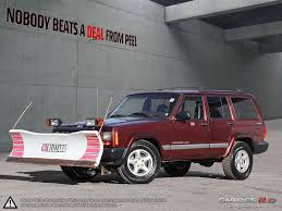 100 Used Snow Plows For Trucks 2000 Jeep Cherokee SportBlizzard Plow WRemote