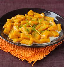 patate douce cuisine gnocchis de patate douce les meilleures recettes de cuisine d ôdélices