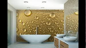 Modern Wallpaper Designs For Bathroom - YouTube How Bathroom Wallpaper Can Help You Reinvent This Boring Space 37 Amazing Small Hikucom 5 Designs Big Tree Pattern Wall Stickers Paper Peint 3d Create Faux Using Paint And A Stencil In My Own Style Mexican Evening Removable In 2019 Walls Wallpaper 67 Hd Nice Wallpapers For Bathrooms Ideas Wallpapersafari Is The Next Design Trend Seashell 30 Modern Colorful Designer Our Top Picks Best 17 Beautiful Coverings