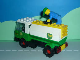 90027-1: BP Tank Truck | Custom Sets | Clabrisic