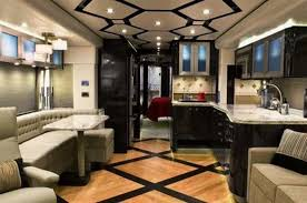 18 Luxury RVs That Will Blow Your Mind