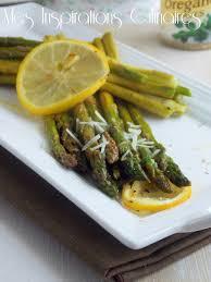 cuisine asperge asperges grillées au citron et parmesan le cuisine de samar