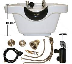 Rinse Ace Faucet Rinser by Hair Wash Sink Faucets