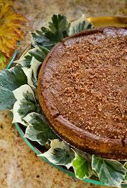 Gingersnap Pumpkin Pie Crust by Gluten Free Vegan Pumpkin U201cpie U201d With Gingersnap Crust The