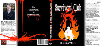 Survivors Club Hardcover Dustjacket