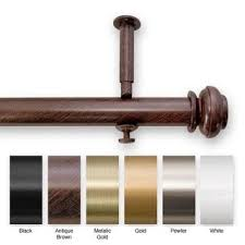 Extra Long Curtain Rods 180 Inches by Best 25 Extra Long Curtain Rods Ideas On Pinterest Extra Long