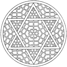 Interest Free Mandala Coloring Pages For Adults Printables