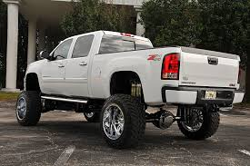 100 2013 Gmc Denali Truck GMC Sierra HD White Ghost