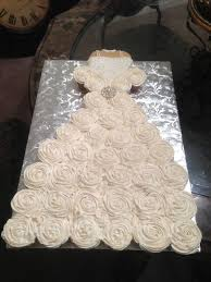 1000 Images About Princess Cakes Dress Cupcakes Cupcake Wedding Dresses And