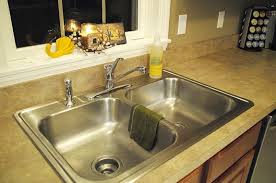 home depot kitchen sinks elkay perfect drain stainless steel 27