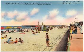 100 Million Dollar Beach Dollar Beach And Boardwalk Virginia Va Digital