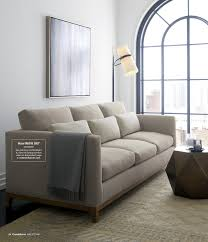 Crate And Barrel Margot Sofa by 100 Crate And Barrel Sleeper Sofa Ainsley Fabric Sofa Only