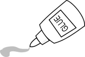 Glue Clip Art
