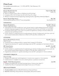 Professional ATS Resume Templates For Experienced Hires And College ... Best Resume Template 2019 221420 Format 2017 Your Perfect Resume Mplates Focusmrisoxfordco 98 For Receptionist Templates Professional Editable Graduate Cv Simple For Edit Download 50 Free Design Graphic You Can Quickly Novorsum The Ultimate Examples And Format Guide Word Job Get Ideas Clr How To Write In Samples Clean 1920 Cover Letter