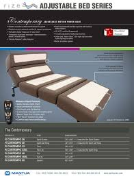 Adjustable Split Queen Bed by Electric Adjustable Beds Zen Cart The Art Of E Commerce
