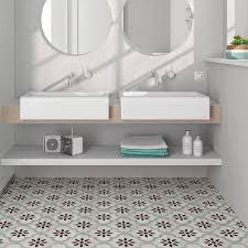 22 3x23 3cm seurat pattern tile ceramica ranges and room