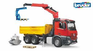 Bruder 03651 Mercedes Benz Arocs Construction Truck With Crane Scale ... Bruder Mb Arocs Cstruction Truck With Crane Clamshell Buckets And Nz Trucking Scania R Series Magazine Rseries Liebherr Crane Truck Light Sound Module Vehicle Toys By Bruder Trucks 03570 Walmartcom Arocs With Accsories 3570 Charlies Direct Mack Granite 02818 The Play Room Toy Educational My Lifted Ideas
