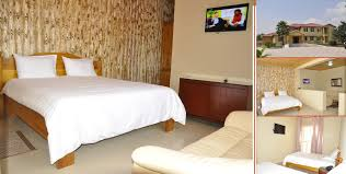 Rooms – The Garden Place Hotel