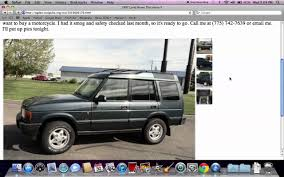 Used Cars For Sale In Craigslist Broward County Craigslist Broward ...