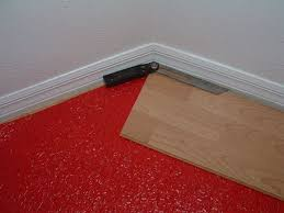 Installing Laminate Floors On Walls by Installing Laminate Cutting Angles Diy