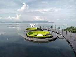 100 W Hotel Koh Samui Thailand Review KOH SAMUI Ocean Front Haven Villa 1 King Sofa Bed