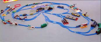 Thomas The Train Tidmouth Shed Layout by Image Plarail Thomas Layout Png Thomas And Friends Trackmaster