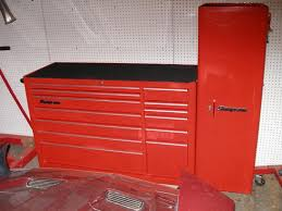 snap on toolbox and side locker like new ls1tech camaro and
