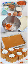 Libby Pumpkin Pie Convection Oven by Best 25 Pumpkin Pie Bars Ideas On Pinterest Cooking Pumpkin For