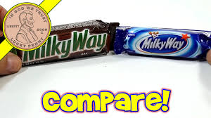 Comparing A UK Milky Way To A USA Milky Way + Bonus Mars Bar ... Buzzfeed Uk On Twitter Is Kit Kat Chunky Peanut Butter The King Best 25 Cadbury Chocolate Bars Ideas Pinterest Typographic Bar Letter Fathers Day Gift Things I British Chocolates Vs American Challenge Us Your Favourite Biscuits Ranked Worst To Best What Is Britains Have Your Say We Rank Top 28 Ever Coventry Telegraph Candy Land Uk Just Julie Blogs Chocolate Cake Treats Cosmic Tasure Gift Assorted Amazoncouk