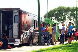 Food Trucks May Start Docking At O'Hare And Midway Airports - Eater ... Chicago Food Truck Industry Dealt A Blow The Best Food Trucks For Pizza Tacos And More Big Cs Kitchen Atlanta Roaming Hunger Foodtruckchicago Sushi Truck Fat Shallots Owners Are Opening Lincoln Park Gapers Block Drivethru 6 To Try Now Eater In Every State Gallery Amid Heavy Cketing Challenge To Regulations Smokin Chokin Chowing With The King Foods